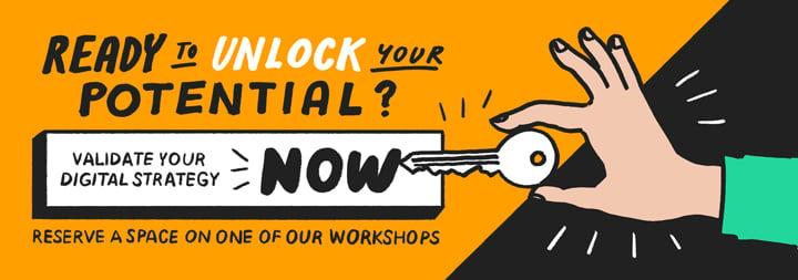 Digital Strategy Workshop - Hospitality | Red Badger