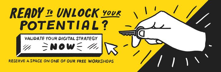 Digital Strategy Workshop 5 - Hospitality | Red Badger