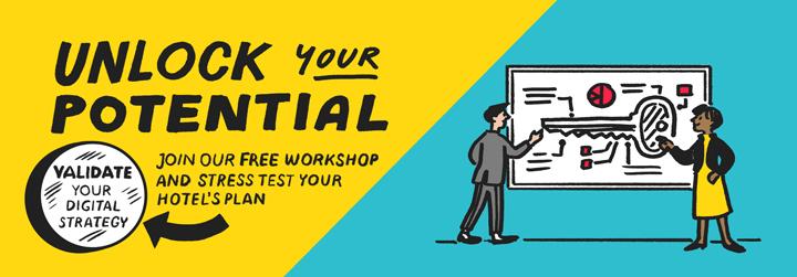 Digital Strategy Workshop 4 - Hospitality   Red Badger