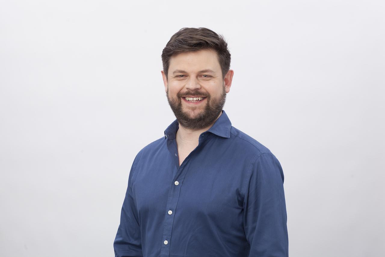 David Wynne, CEO of Red Badger