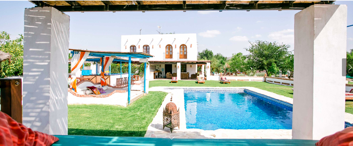 Al Limón Ecolodge in the South of Spain