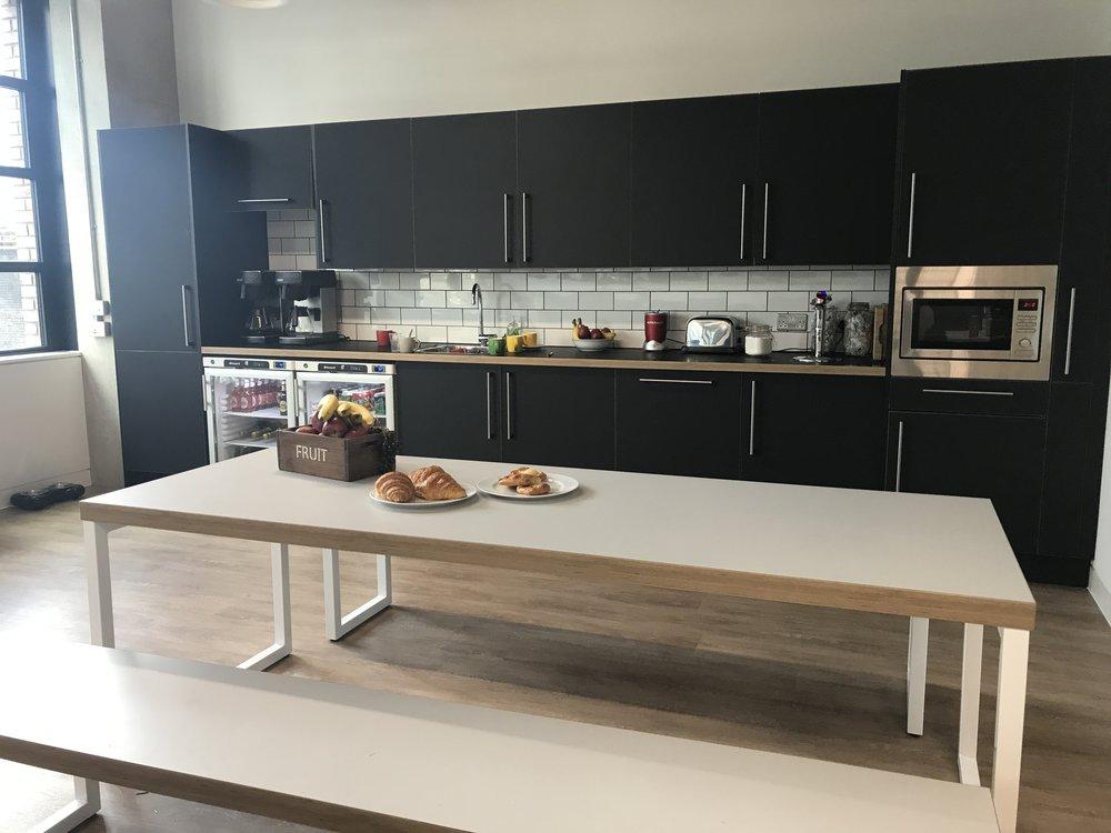 Red Badger Kitchen