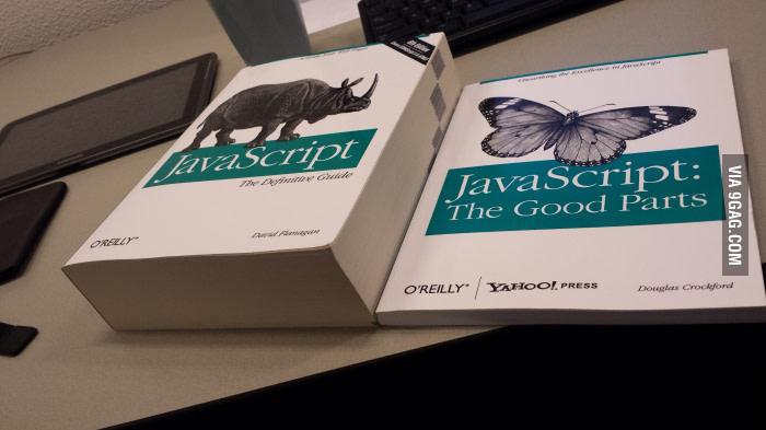 JavaScript manuals