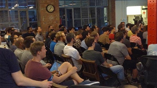 React London User Group Second Meetup