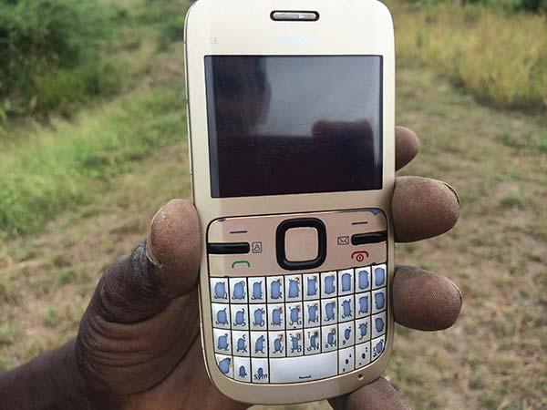 ux testing C3 Nokia