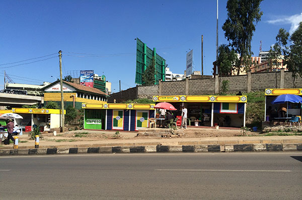 roadtrip in kenya