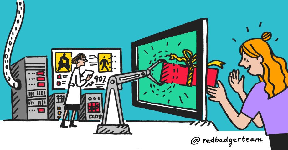 Memorable customer experiences in retail | Red Badger